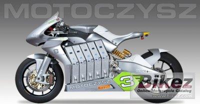 2010 MotoCzysz E1pc
