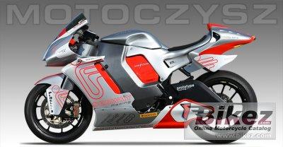 2014 MotoCzysz E1pc