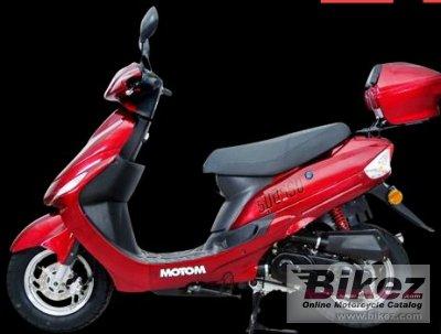 2008 Motom Spasso
