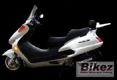 Motom TranCity 250