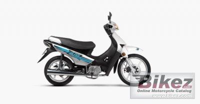 2020 Motomel Blitz 110 V8 Full