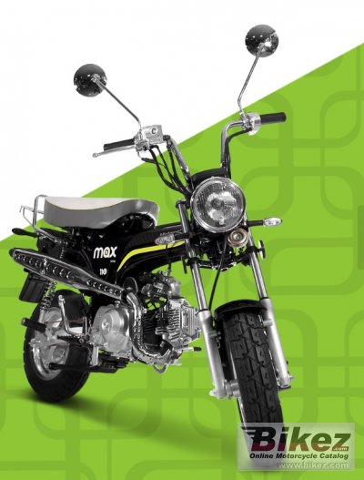 2020 Motomel Max 110