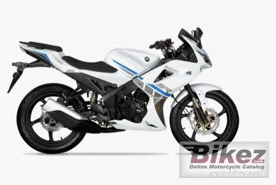 2020 Motomel SR 200R