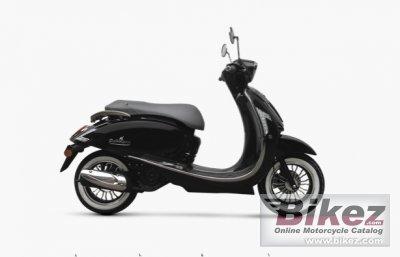 2020 Motomel Strato Alpino 150