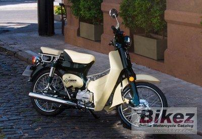 2020 Motomel Vintage 125