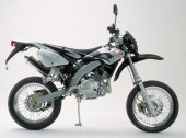 2006 Motorhispania Arena 125 Pro Racing Super Motard