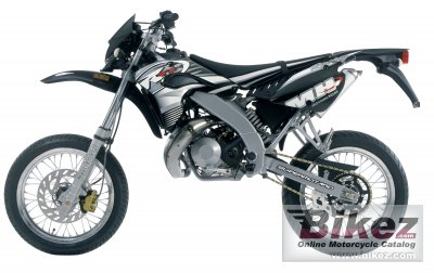 2006 Motorhispania Ryz Super Motard