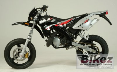 2006 Motorhispania Ryz Urban Bike