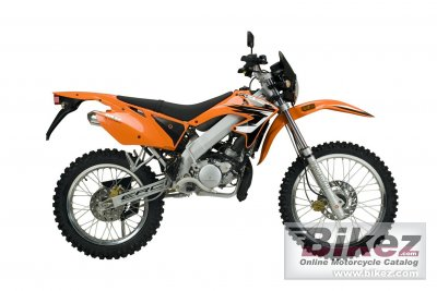 2007 Motorhispania Ryz 50 Enduro photo