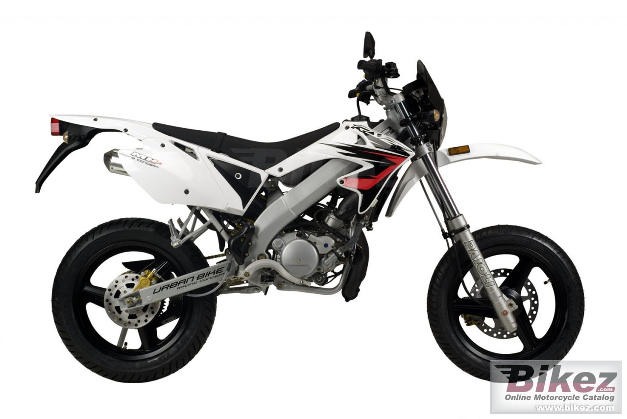 Motorhispania ryz 50 urban bike