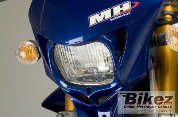 2007 Motorhispania Ryz 50 Pro Racing Enduro