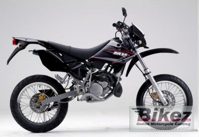 2007 Motorhispania Furia Max 50 Supermotard photo