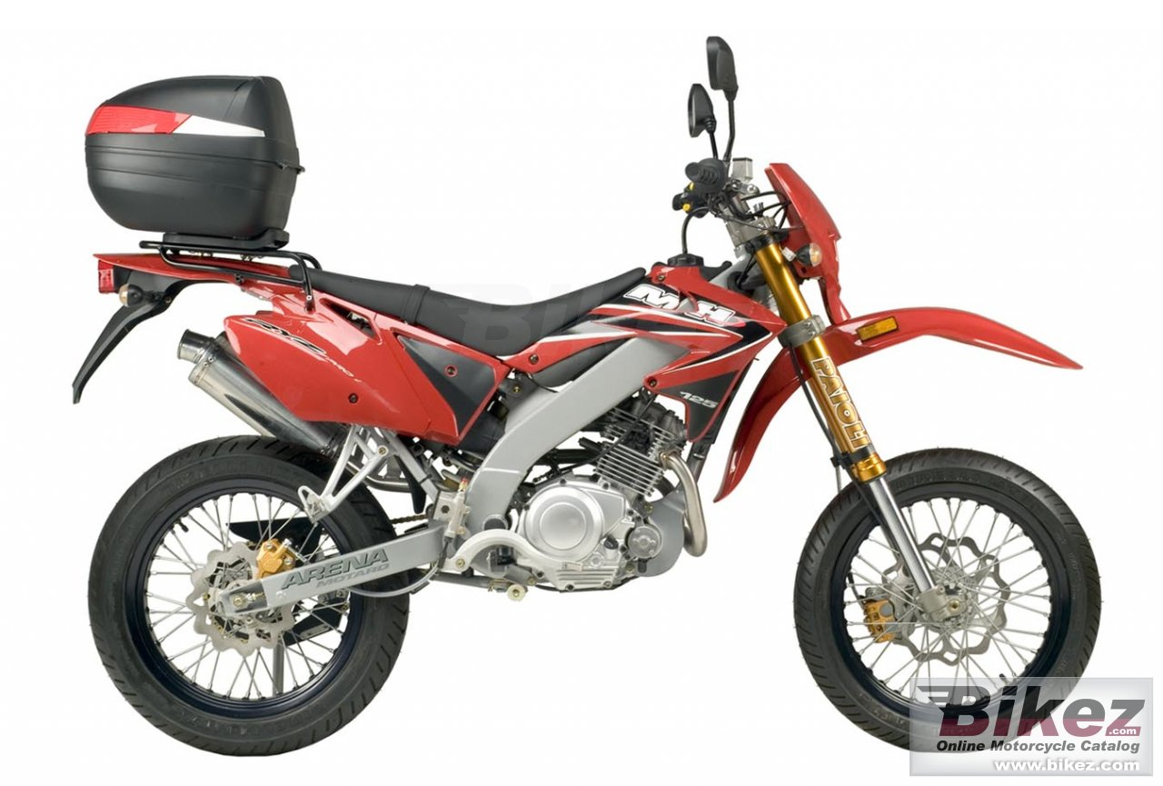 Motorhispania Arena 125 Pro Racing Supermotard