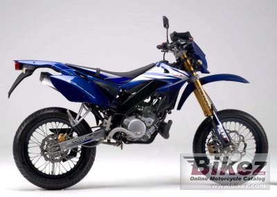 2007 Motorhispania Ryz 50 Pro Racing Super Motard