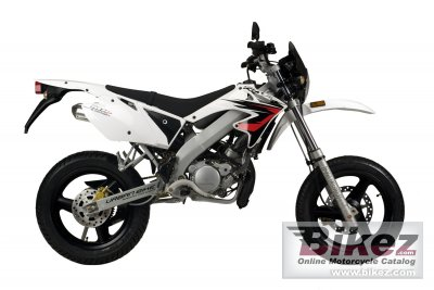 2007 Motorhispania Ryz 50 Urban Bike