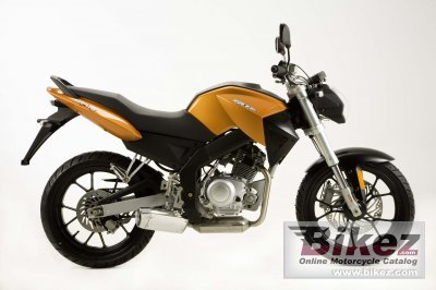 2008 Motorhispania MH7 Naked 125 photo