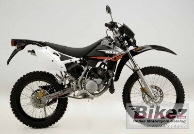 2008 Motorhispania Furia Cross