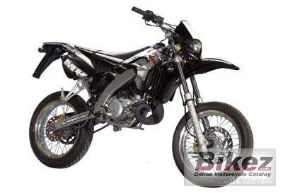 2008 Motorhispania RYZ SM specifications and pictures