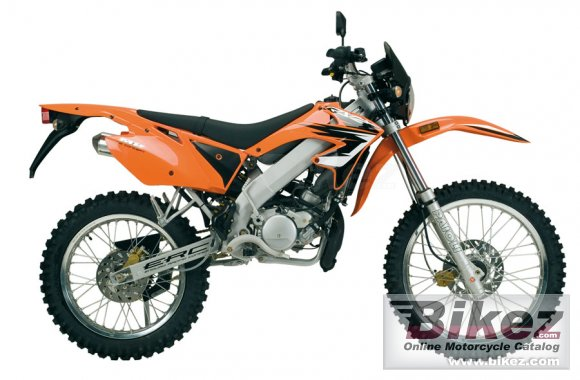 2009 Motorhispania RYZ 49 Off Road