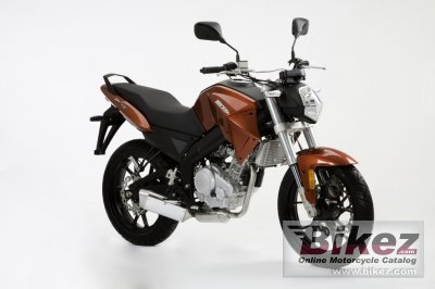 2009 Motorhispania MH7 125 Naked photo