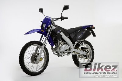 2009 Motorhispania Duna 125 Off Road