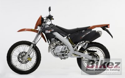 2009 Motorhispania Duna 125 Supermotard specifications and ...