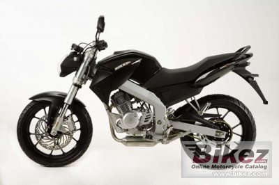2009 Motorhispania MH7 125 Air Naked
