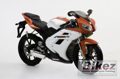 2009 Motorhispania RX 125R