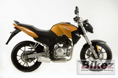 2010 Motorhispania MH7 125 Naked photo