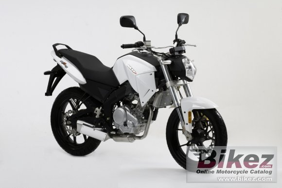 2012 Motorhispania MH7 125 Naked photo