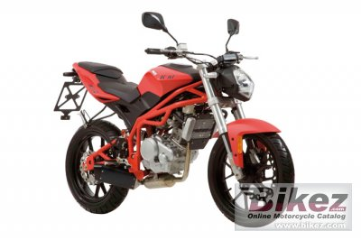 2012 Motorhispania KN1 125 photo