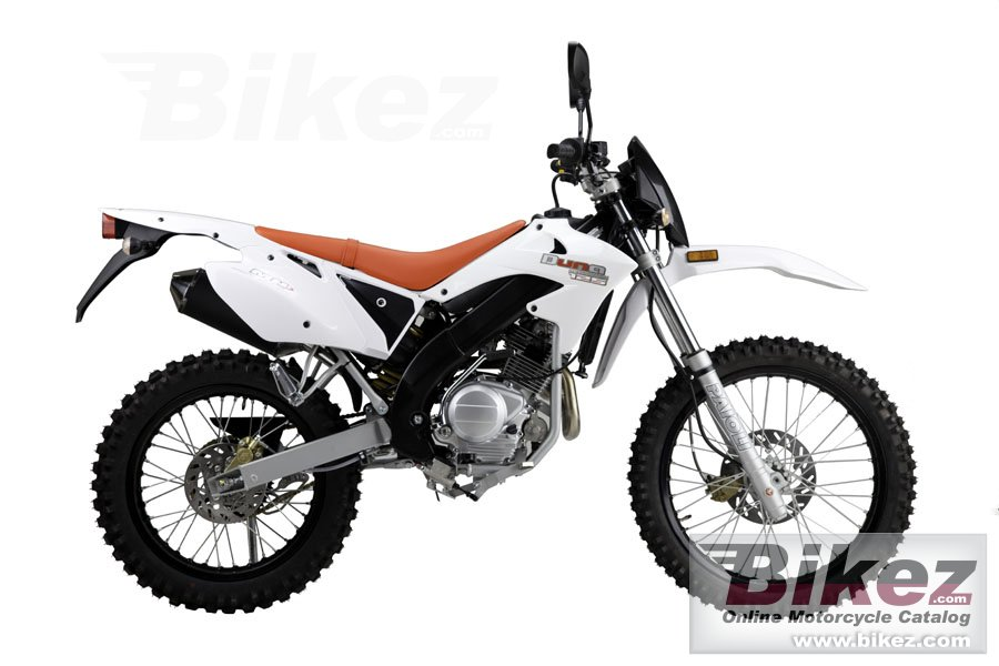 Big Motorhispania duna 125 off road picture and wallpaper from Bikez.com