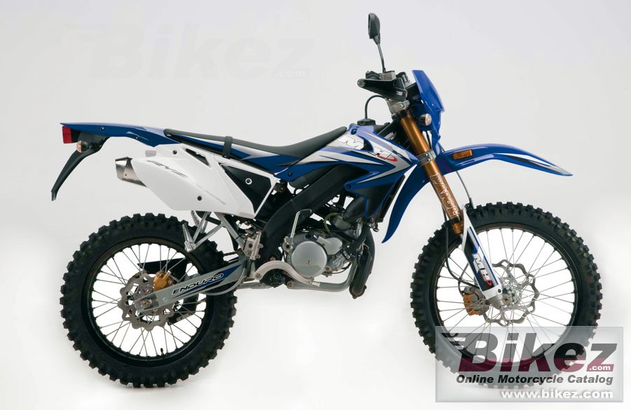 Big Motorhispania ryz 49 pro racing off road picture and wallpaper from Bikez.com