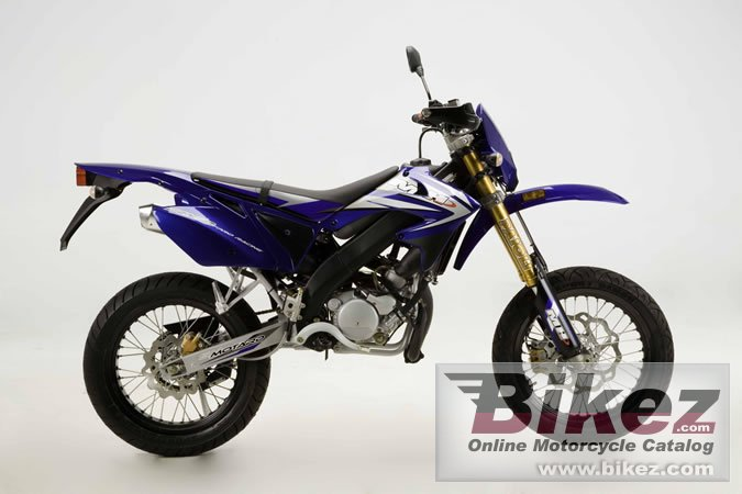 Motorhispania ryz 49 pro racing supermotard