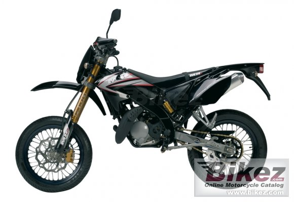 2012 Motorhispania RYZ 49 Pro Racing Supermotard