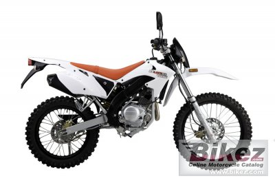 2012 Motorhispania Duna 125 Off Road