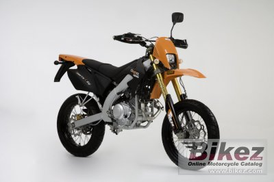 2012 Motorhispania Duna 125 Supermotard