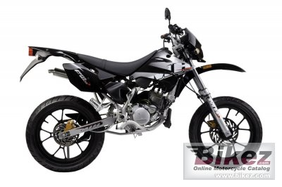 2012 Motorhispania Furia 49 Supermotard specifications and ...