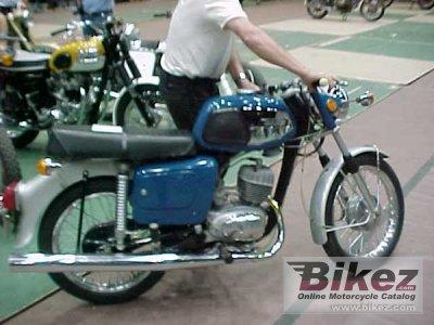 1975 MuZ TS 150