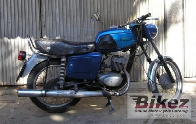 1976 MuZ TS 150