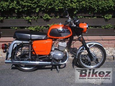 1983 MuZ TS 125