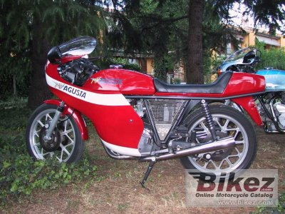 1974 MV Agusta 350 S photo