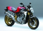 2001 MV Agusta F4 Brutale Serie Oro photo