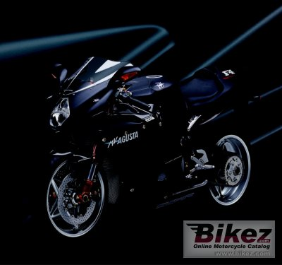 2002 MV Agusta F4 SPR photo