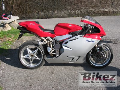 2003 MV Agusta F4 S 750 1+1 EVO 3 photo