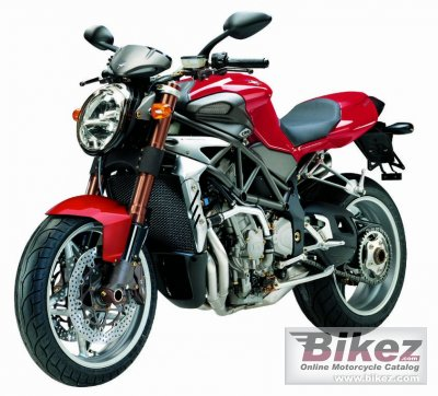 2004 MV Agusta F4 Brutale S photo