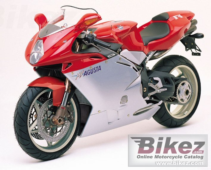 Big MV Agusta f4 s picture and wallpaper from Bikez.com