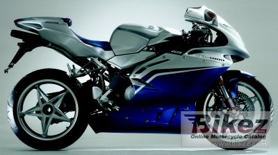 2005 MV Agusta F4 1000S 1+ 1 photo