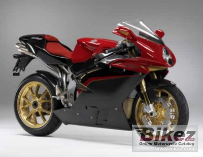 2007 MV Agusta F4 Tamburini photo