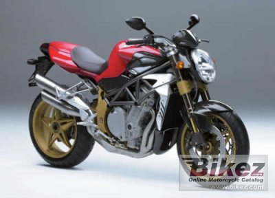 2007 MV Agusta Brutale 750 Oro photo
